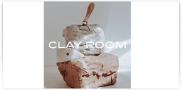CLAY ROOM Logo