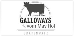 Galloways vom May Hof Logo