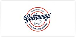 Galloways, Hugenheide Logo